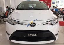 Toyota Vios số sàn, màu trắng giao ngay trước tết - Khuyến mãi ưu đãi lớn cuối năm