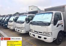 Bán xe tải KIA K3000, tải 2 tấn 4 giao xe ngay, hỗ trợ cho vay 80%