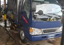 Giá xe tải Jac 2t4 uy tín tại Sài Gòn, giá tốt nhất