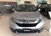 Cần bán xe Honda CR V đời 2018, màu bạc, nhập khẩu nguyên chiếc