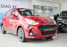 Bán Hyundai Grand i10 đời 2018, màu đỏ, xe nhập, giá tốt