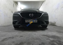 Cần bán lại xe Mazda 6 đời 2017, màu đen