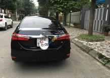 Cần bán gấp Toyota Corolla altis 1.8 đời 2015, màu đen, chính chủ, giá cạnh tranh