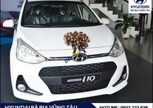 2018 Hyundai Grand i10 1.2 số tự động, chỉ với 112 triệu tại Hyundai Vũng Tàu - 0933.222.638