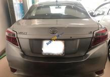 Bán ô tô Toyota Vios 1.5E năm 2014, màu bạc, giá chỉ 455 triệu
