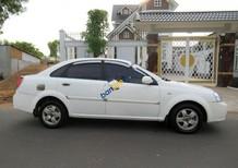 Bán xe Daewoo Lacetti đời 2005, màu trắng