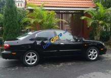 Cần bán gấp Nissan Cefiro đời 2005, màu đen số tự động, giá chỉ 285 triệu