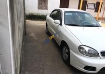Cần bán gấp Daewoo Lanos 1.5 sản xuất 2003, màu trắng