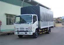Xe tải Isuzu 5 tấn, 6 tấn chính hãng tại Hải Phòng Hải Dương Euro 4 - LH 01232631985