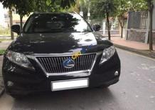 Cần bán Lexus RX 350 năm 2010, màu đen, nhập khẩu nguyên chiếc