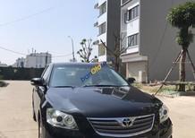 Cần bán lại xe Toyota Camry 2.4G sản xuất 2008, màu đen