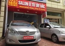 Bán xe Toyota Vios đời 2011, màu bạc, 399 triệu