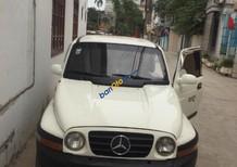 Bán xe Ssangyong Korando TX5 ĐKLĐ năm 2010, màu trắng, xe nhập