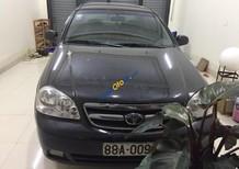 Bán Daewoo Lacetti EX đời 2011, màu đen, giá chỉ 265 triệu