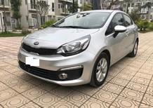 Bán xe Kia Rio 1.4 MT 2016, màu bạc, giá tốt, nhập khẩu, số sàn