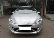 Cần bán Peugeot 408 sản xuất 2014, màu bạc, còn mới