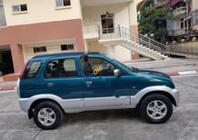 Bán xe Daihatsu Terios 1.3 4x4 MT đời 2007, màu xanh lam chính chủ