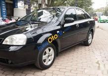 Cần bán gấp Daewoo Lacetti đời 2005, màu đen, giá cạnh tranh