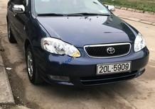 Bán xe Toyota Corolla altis 1.8G MT đời 2003, màu xanh lam