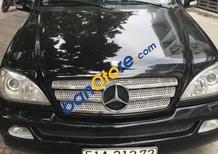 Cần bán xe Mercedes ML 320 đời 2003, màu đen, giá chỉ 315 triệu