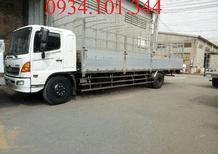 Xe tải Hino 8 Tấn/8T- FG8JPSU- Thùng dài 9.7 mét/9m7. Hỗ trợ vay ngân hàng cao. Có xe giao ngay