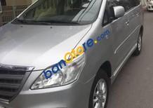 Công ty thanh lý xe Toyota Innova 2014, màu bạc