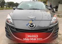 Bán Mazda 3 1.6AT đời 2012, màu xám, nhập khẩu nguyên chiếc số tự động