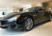 Bán Maserati Quattroporte mới nhập khẩu giá tốt nhất, giá xe Maserati Quattroporte chính hãng