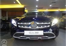 Mercedes GLA200 2018- Giá đặc biệt, xe giao ngay