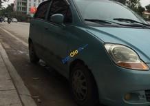 Cần bán gấp Chevrolet Spark đời 2009, màu xanh lam, 105tr