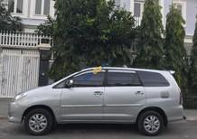 Bán gấp Toyota Innova G đời 2010, màu bạc, giá tốt