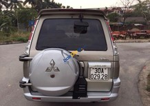 Cần bán Mitsubishi Jolie đời 2004, màu vàng số sàn, giá 198tr