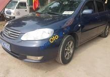 Bán xe Toyota Corolla 2002, màu xanh lam