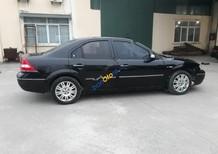Cần bán gấp Ford Mondeo đời 2004, màu đen, nhập khẩu