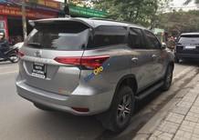 Bán Toyota Fortuner 2.4G 4x2 MT đời 2017, màu bạc, nhập khẩu