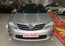 Bán Toyota Corolla altis 1.8MT đời 2011, màu bạc, giá 495tr