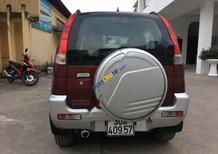 Bán ô tô Daihatsu Terios đời 2004, màu đỏ