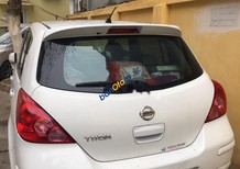Bán Nissan Tiida đời 2008, màu trắng, nhập khẩu nguyên chiếc số tự động, giá chỉ 320 triệu
