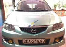 Bán ô tô Mazda Premacy đời 2003, màu xanh lam, xe nhập chính chủ