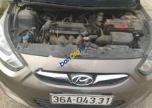 Bán xe Hyundai Accent 1.4 MT đời 2012, màu xám, xe nhập