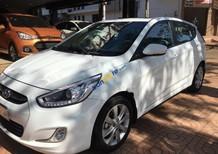 Bán Hyundai Accent 1.4AT đời 2015, màu trắng, nhập khẩu, 490tr