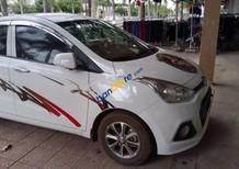 Chính chủ bán Hyundai Grand i10 1.0 MT đời 2015, màu trắng, nhập khẩu