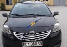 Bán xe Toyota Vios đời 2010, màu đen chính chủ, giá tốt