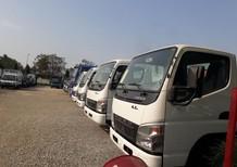 Giá xe tải FUSO 1.9 tấn trường hải mới nhập khẩu ở hà nội