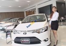 Toyota Tây Ninh - Toyota Vios 1.5E MT đời 2018 mới 100% chỉ 498 triệu, hỗ trợ ngân hàng tới 85% - Gọi ngay 0986300739