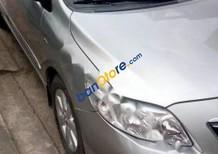 Bán Toyota Corolla Altis 1.8G AT đời 2010, màu bạc, 486tr