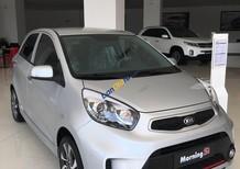 Kia Morning SIAT 2018 màu bạc giá tốt nhất Tây Ninh. Trả trước 120 triệu có xe, hotline: 0961.032.157- 01284.407.905 Trí
