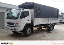 Xe tải Fuso Fighter FI tải trọng 7.2 tấn- tổng tải 12 tấn, nhập khẩu mới 100% tại Hà Nội