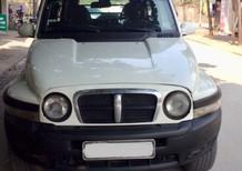Cần bán lại xe Ssangyong Korando TX5 đời 2004, màu trắng, nhập khẩu, 188tr