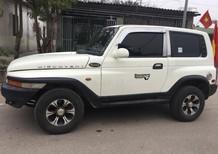 Cần bán Ssangyong Korando TX5 đời 2010, màu trắng, nhập khẩu, giá chỉ 188 triệu
